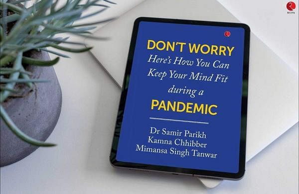 The e-book —  Don't worry! Here's how you can keep your mind fit during a pandemic — is available for free on Amazon and Kindle