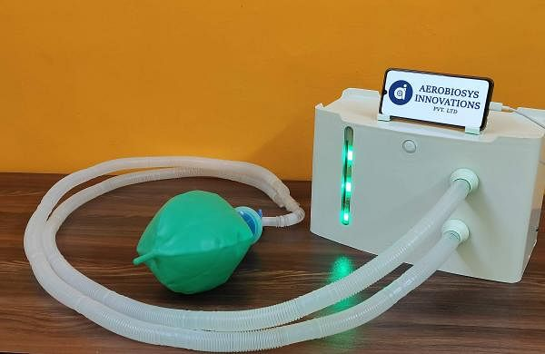 'Jeevan_Lite,'_the_low-cost,_portable,_emergency-use_ventilator_developed_by_Aerobiosys,_an_IIT_H-CfHE-incubated_Start-up