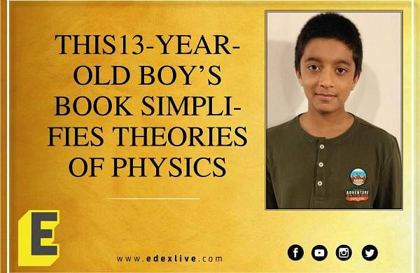 Aditya M P has written a book called, My Concepts On Physics