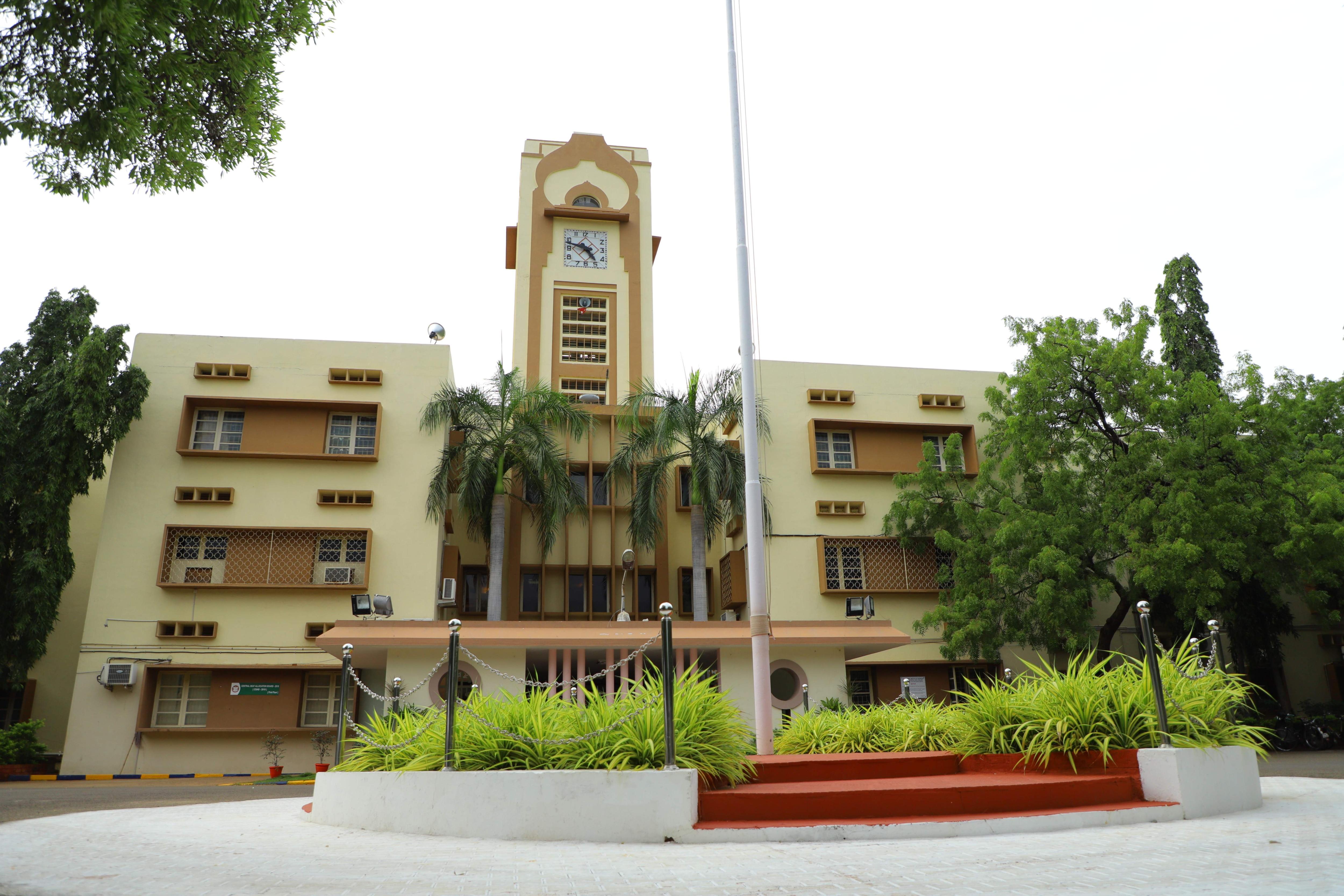 NIT Tiruchy campus