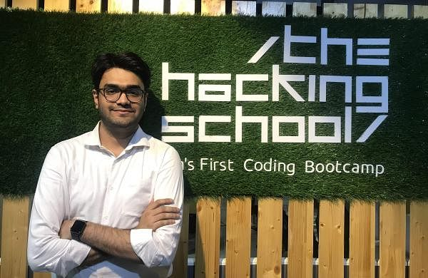 Meraj_Faheem,_Founder,The_Hacking_School