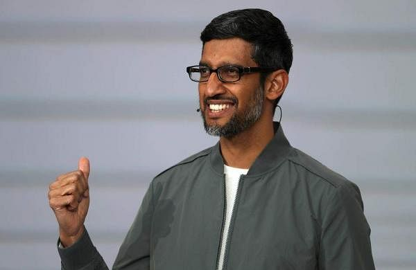 Sundar Pichai is the CEO of Alphabet and Google
