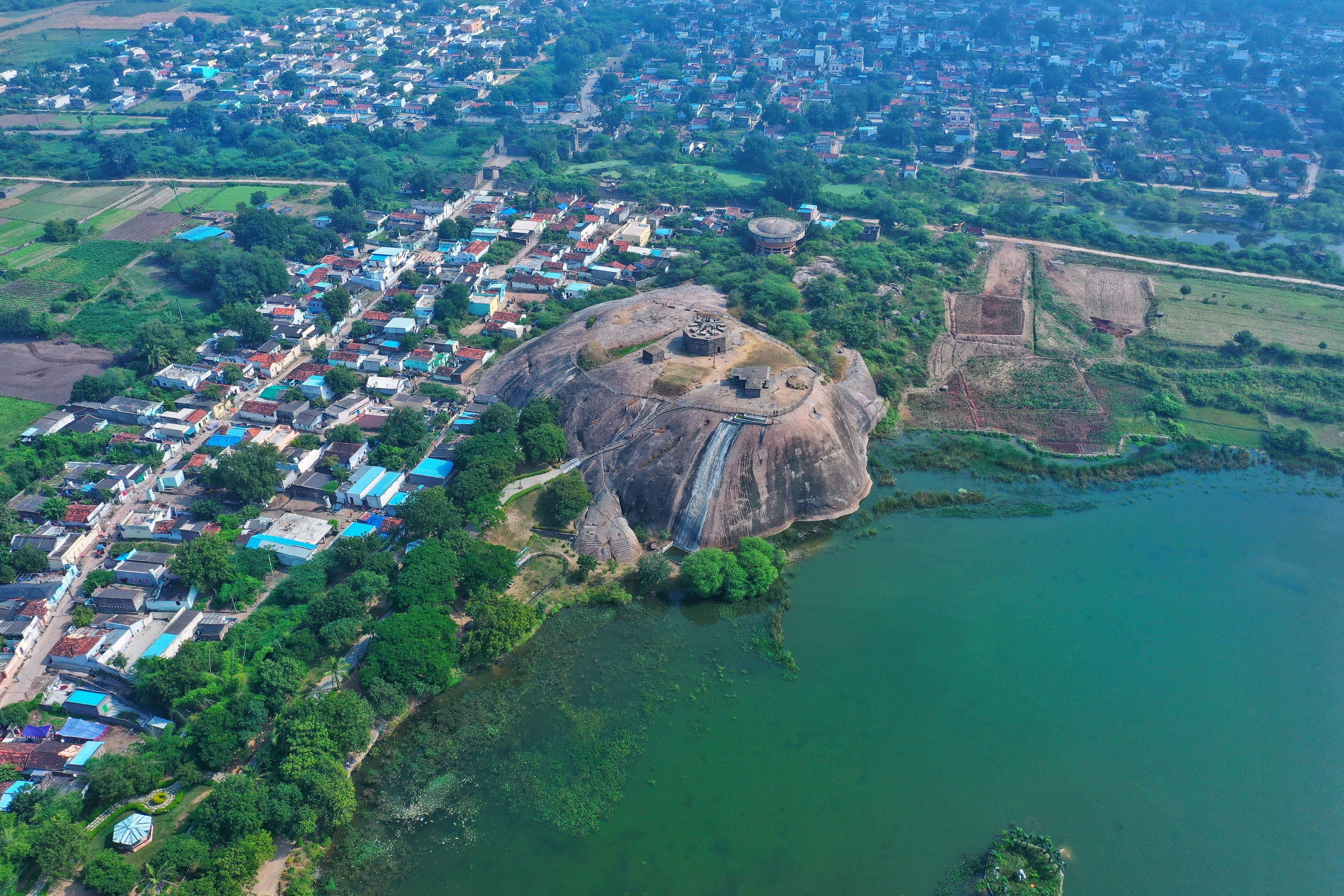 Warangal_fort