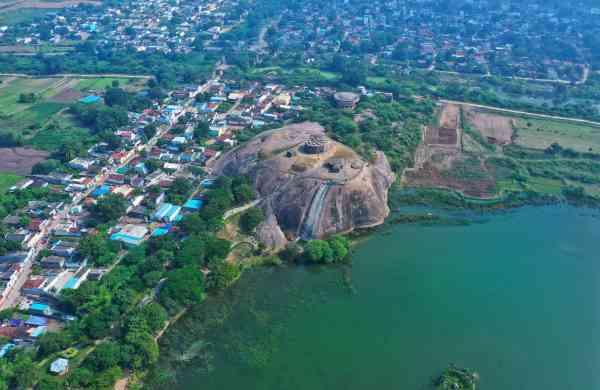 Warangal Fort | (Pic: Bharath Ramineni)