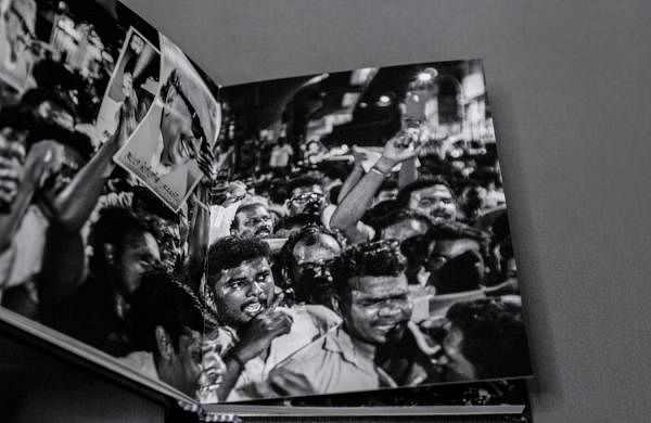 One of the 50 photos that is included in 'The Leader' (Pics: Prabhu Kalidas)