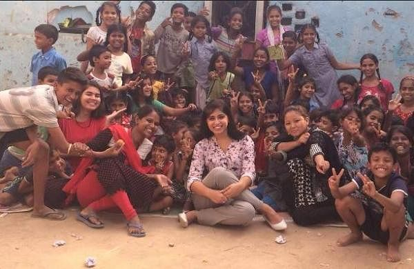 Lakshyam helps kids from slum across 17 states including Delhi, Uttarakhand and Madhya Pradesh build a good life (Pic: Lakshyam)