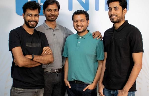 Founders of Niki, an online platform