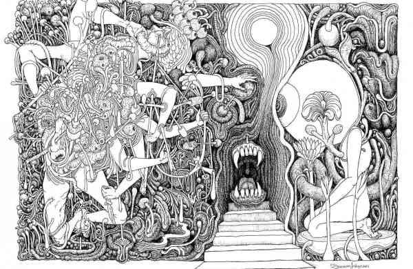 Tanmoy Kayesen Art works