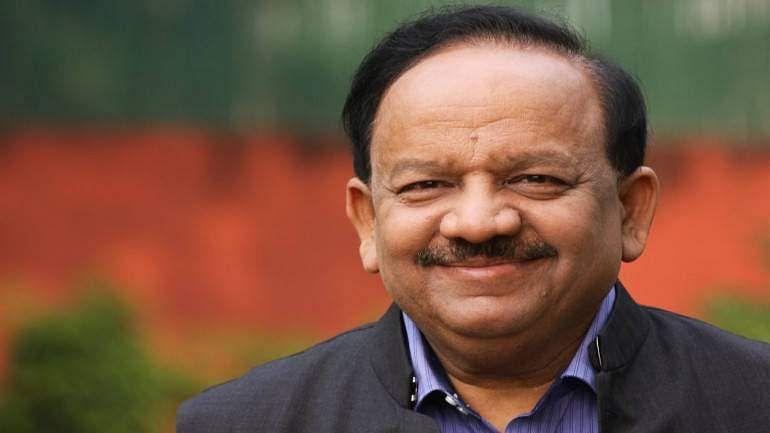 Harsh Vardhan, Health and Family Welfare Minister