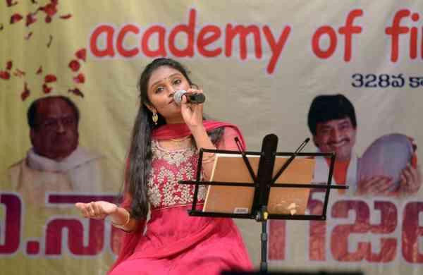KEsiraju_Sanskrithi_Concert