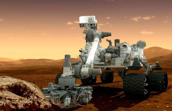 NASAs_Curiousity_Mars_Rover