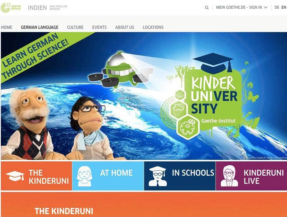 Kinderuni_Platform