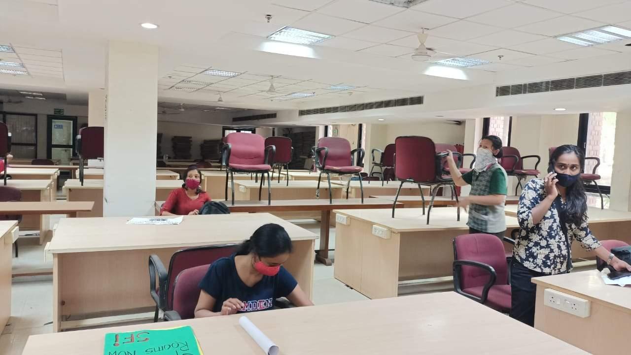 JNUSU Library