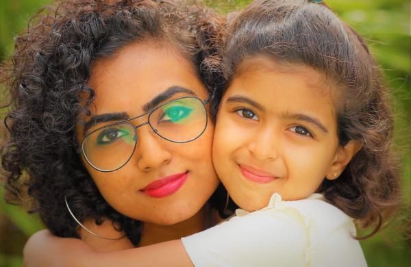 Swati and Maya