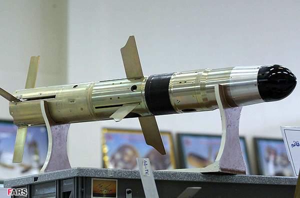 Qaem_missile