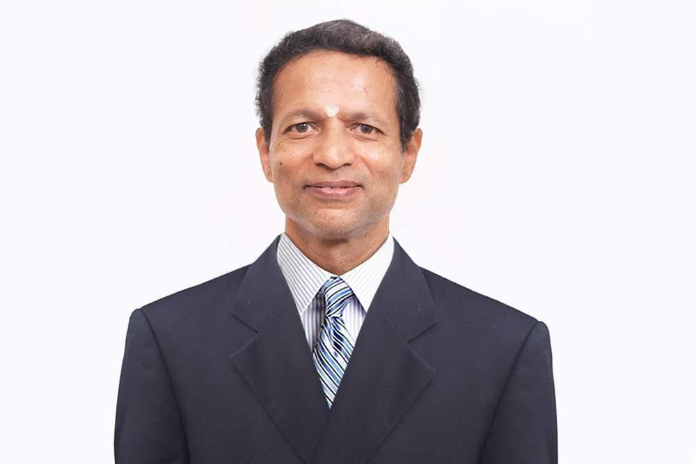 Dr P Venkat-Rangan