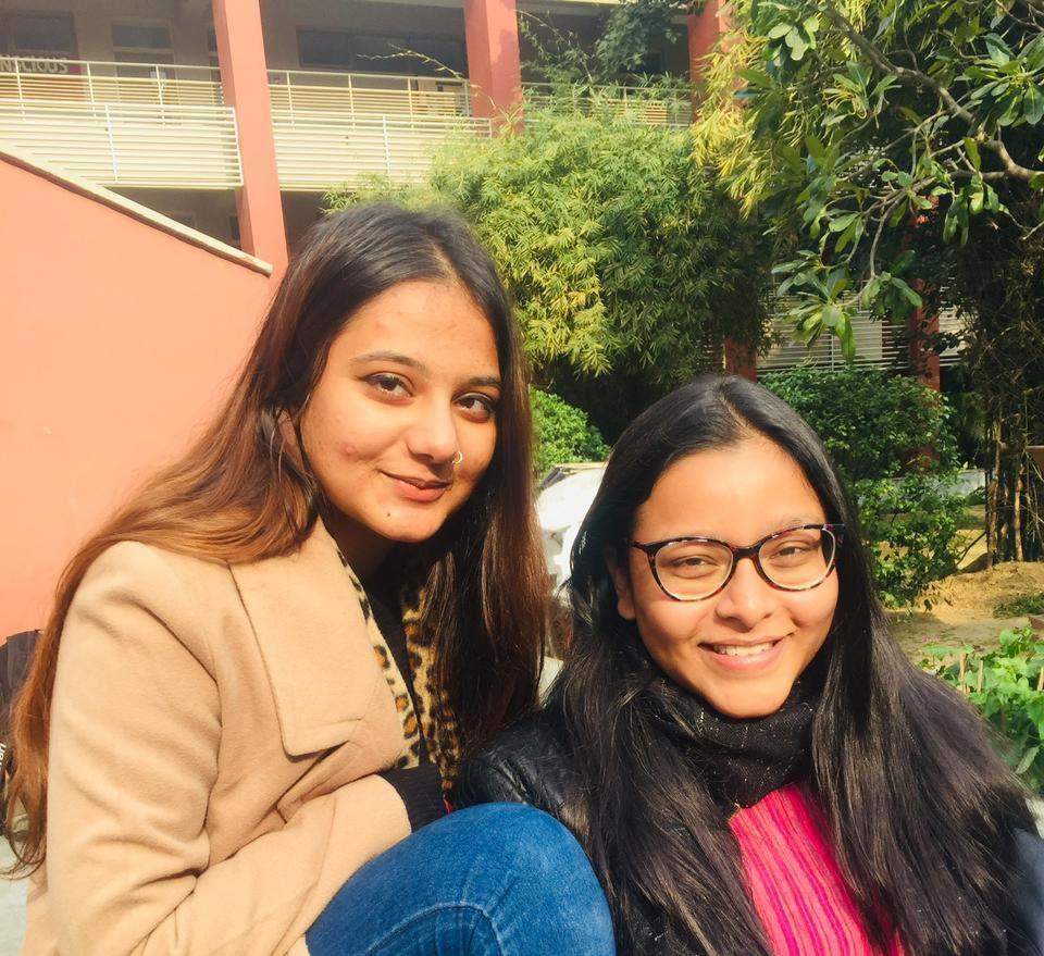 Ramsha and Aaliyia