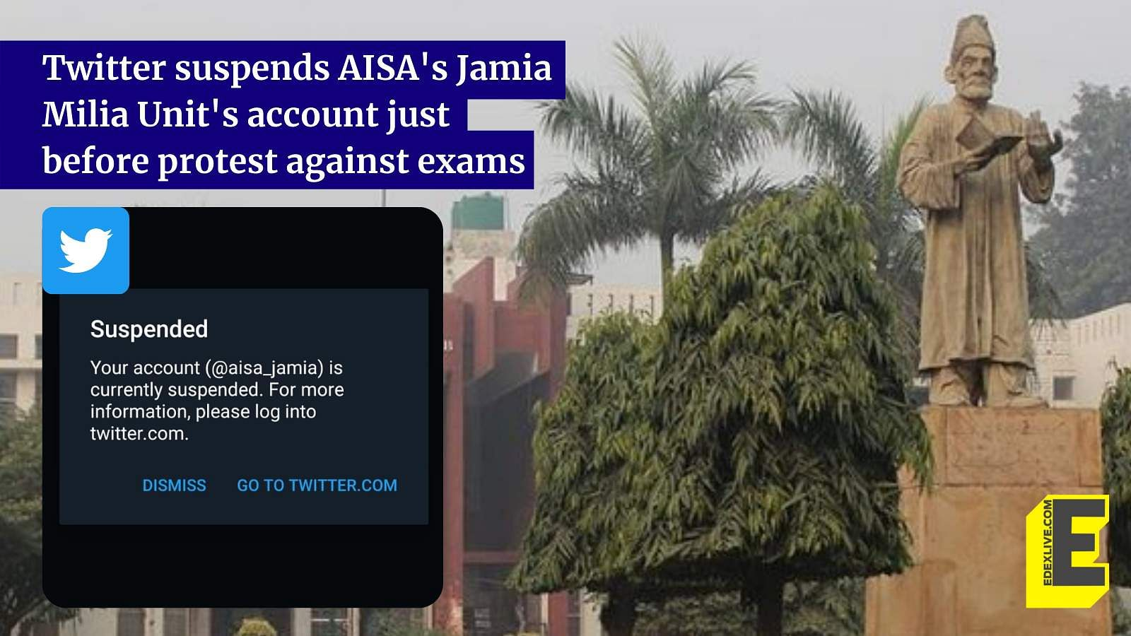 Twitter_suspends_AISAs_Jamia_Milia_Units_account_just_before_protest_against_exams