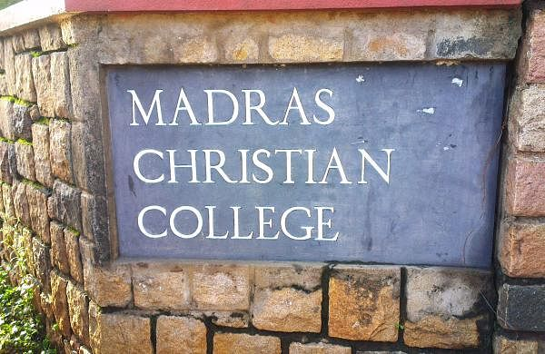 Madras_Christian_college_Chennai