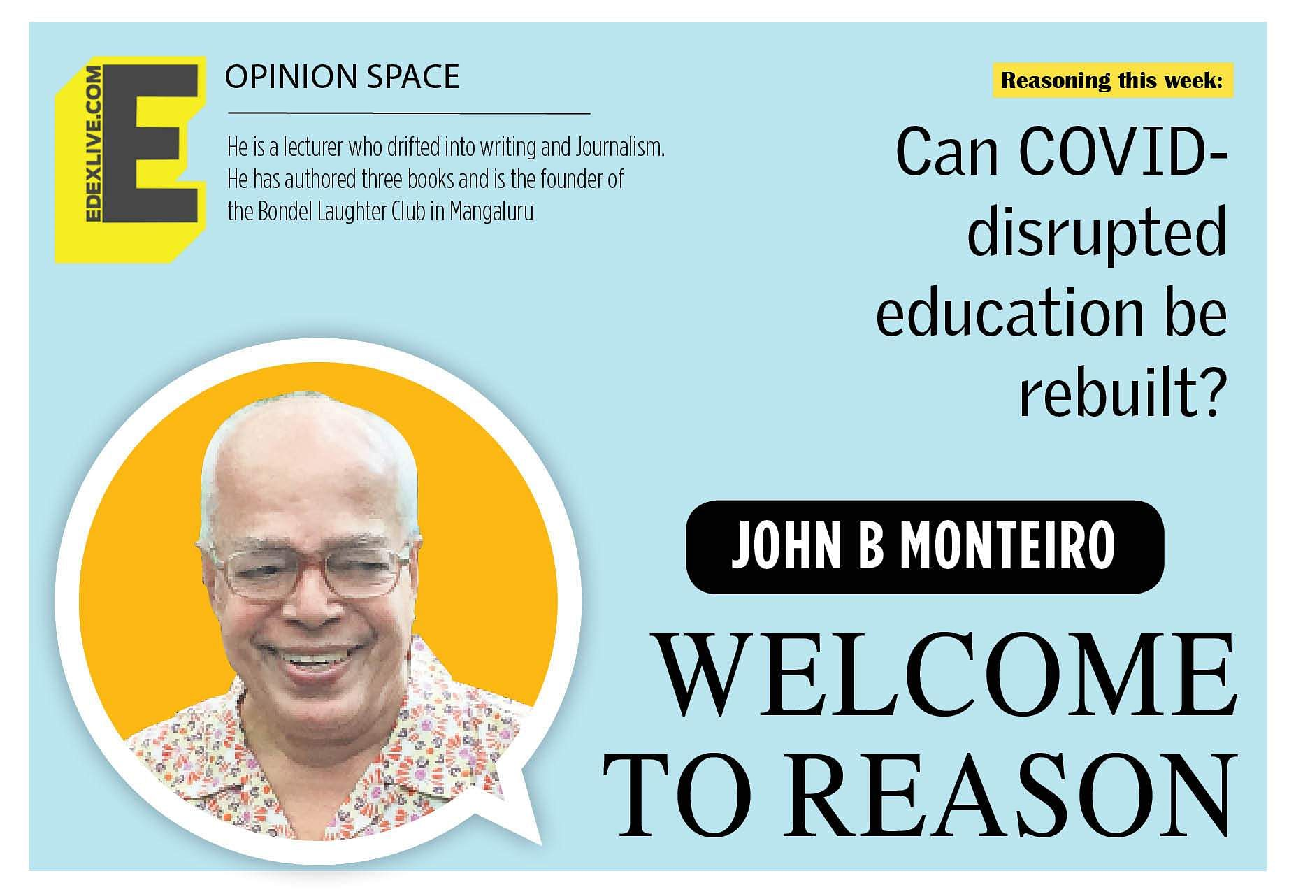 Welcome to Reason: Can COVID-disrupted education be rebuilt?