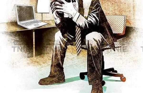 Depression-at-Work-Express-Illustrations