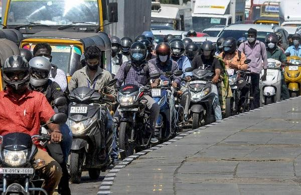 Chennai-traffic