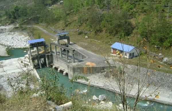 Modi_Hydropower_Project_Intake_-_panoramio